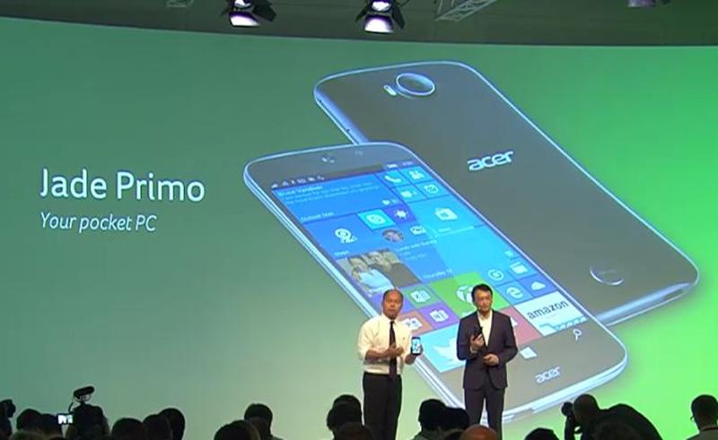 Acer ocupa la tercera posición del mercado mundial