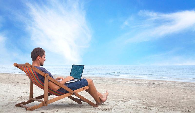 vacaciones-tienda online