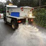 ¿Por qué se emplea la sal en las carreteras?