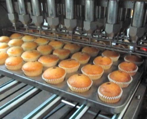 maquinaria pastelería