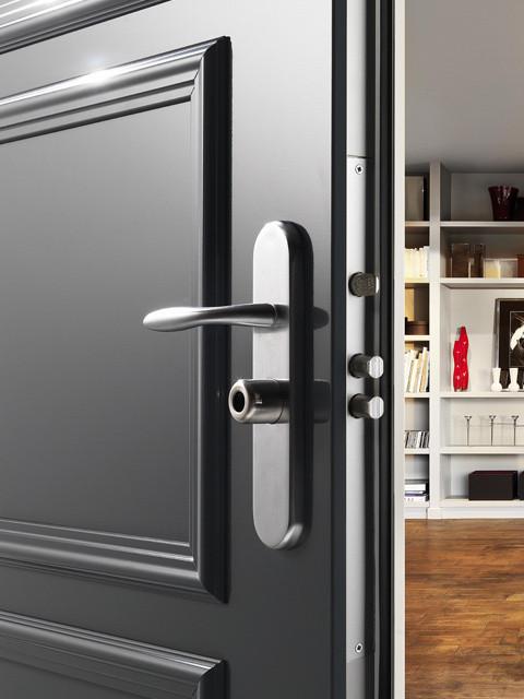¿Qué es una puerta acorazada?