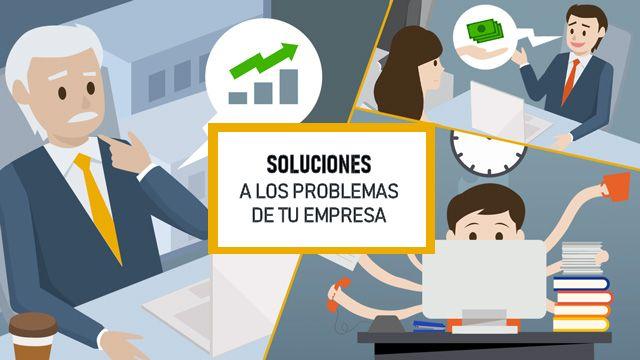 Cómo encontrar soluciones a los problemas de tu empresa