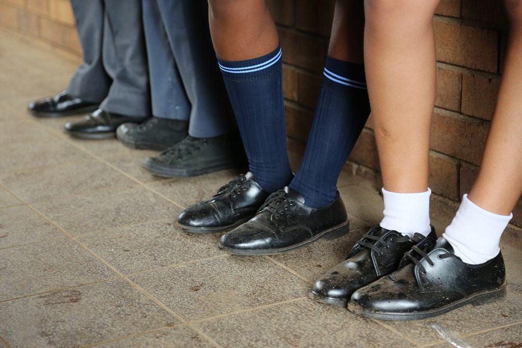 calzado colegio