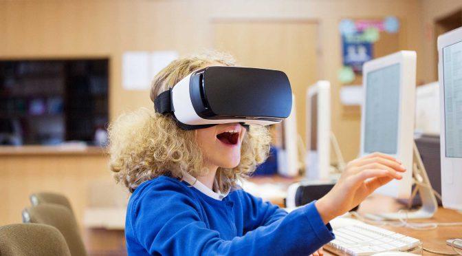 realidad virtual educacion